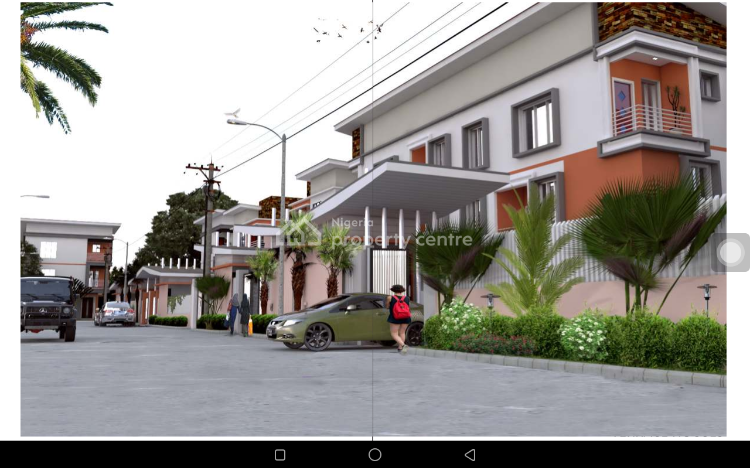 4 Nos 5 Bedroom Detached Duplex with 2 Rooms Bq, Parkview Extension, Parkview, Ikoyi, Lagos, Detached Duplex for Sale