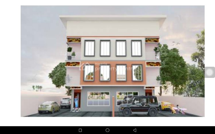 2 Nos 5 Bedroom Semi Detached House Waterfront Houses with a Room Bq, Parkview Extension, Parkview, Ikoyi, Lagos, Semi-detached Duplex for Sale