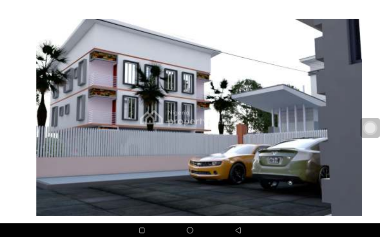 2 Nos Detached 5 Bedroom Houses with Two Rooms Bq, Parkview Estate Extension, Parkview, Ikoyi, Lagos, Detached Duplex for Sale