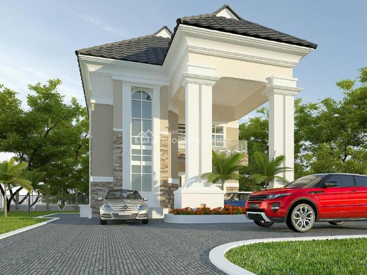 Luxury 5 Bedrooms Fully Detached Duplex, Off Plan, Gaduwa, Abuja, House for Sale
