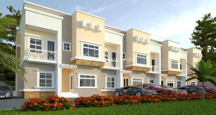 Luxury 4 Bedrooms Terrace Duplex with a Bq, Gaduwa, Abuja, House for Sale