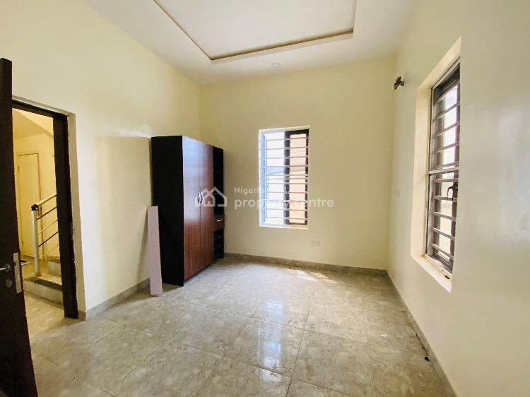 Brand New Fully Serviced 4 Bedroom Duplex with a Room Bq, Ikota, Lekki, Lagos, Detached Duplex for Rent