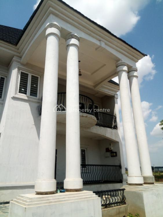 Newly Built Superb 5-bedroom Duplex with Bq, Muhammad Bala Street River Park Estate., Lugbe District, Abuja, Detached Duplex for Sale