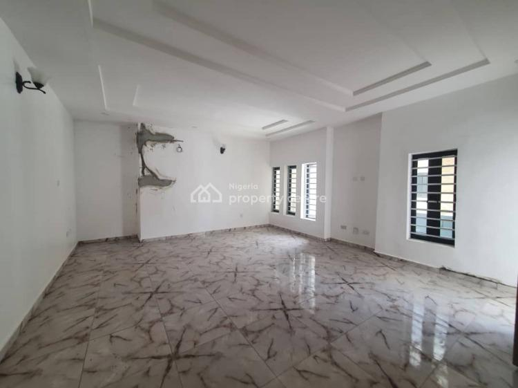 Brand New Fully Serviced and Luxury 4 Bedroom Terrace, Chevron Toll Gate., Lekki Phase 2, Lekki, Lagos, Terraced Duplex for Sale