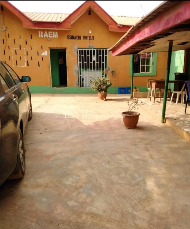 a Lovely Hotel on Land Measuring 1723 Square Meters, Agbado, Ifo, Ogun, Detached Bungalow for Sale