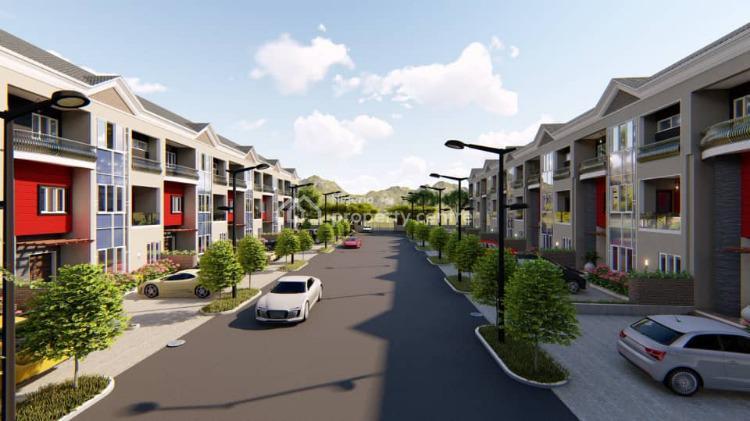 4bedroom Terrace, Kamo District., Kuje, Abuja, Terraced Duplex for Sale