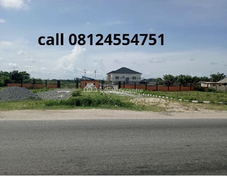 Estate Land, Building Inside, Excision, Lagos Free Zone ., Lekki Free Trade Zone, Lekki, Lagos, Residential Land for Sale