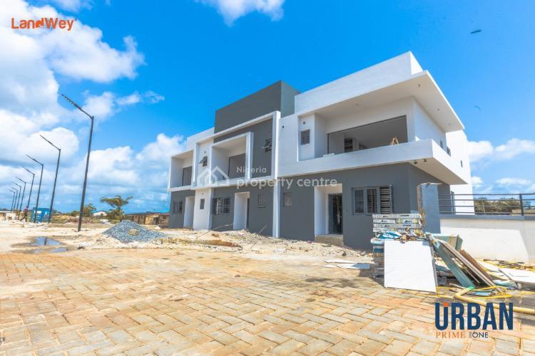 Beautifully Finished 4 Bedroom Semi Detached Duplex, Abraham Adesanya, Lekki, Lagos, Semi-detached Duplex for Sale