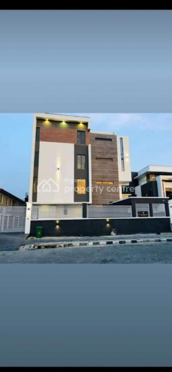 3 Bedrooms Terrace Duplex with Maid Room Attached to It, C of O, Banana Island, Ikoyi, Lagos, Terraced Duplex for Sale