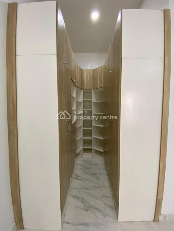 Brand New 4 Bedroom Semi Detached Duplex with Bq, Chevron, Lekki, Lagos, Semi-detached Duplex for Sale
