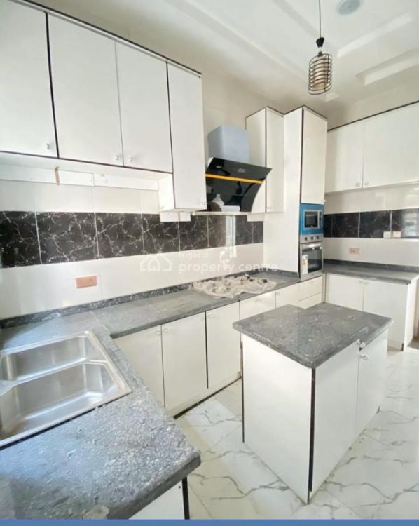 Luxury 4 Bedroom Terraced Duplex with Excellent Facilities, Road 22 Ikota Villa Estate, Ikota, Lekki, Lagos, Terraced Duplex for Rent