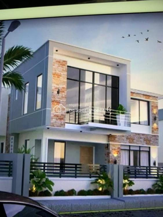 Shell  4bedroom Duplex, Ibeju Lekki, Lagos, Detached Duplex for Sale