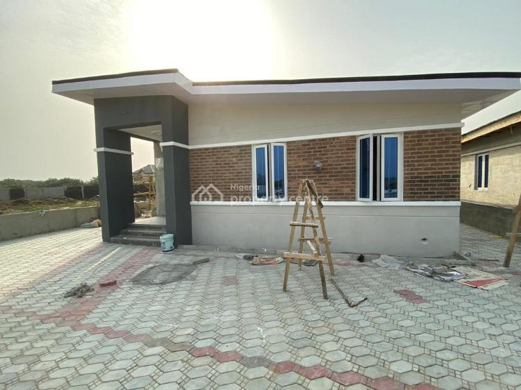 Newly Built 3 Bedroom Bungalow in a Serene Estate, Bogije, Ibeju Lekki, Lagos, Detached Bungalow for Sale