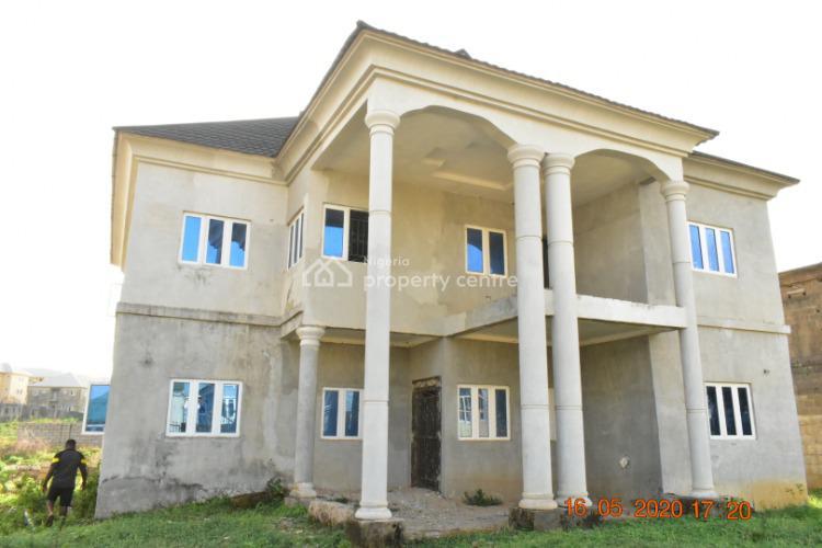 Semi-finished 5 Bedroom Duplex with 2-rooms Bq, Lokogoma, Lokogoma District, Abuja, Detached Duplex for Sale