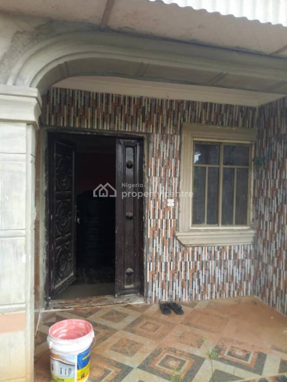 2bedroom Flat with Two Room & Parlor Self Contained, Agunfoye, Iree 1, Igbogbo, Ikorodu, Lagos, House for Sale