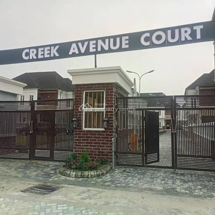 Move Into 4 Bedroom Luxurious Semi-detached Duplex Plus Bq, After Chevron and The Lekki 2nd Gate., Ikota, Lekki, Lagos, Semi-detached Duplex for Sale