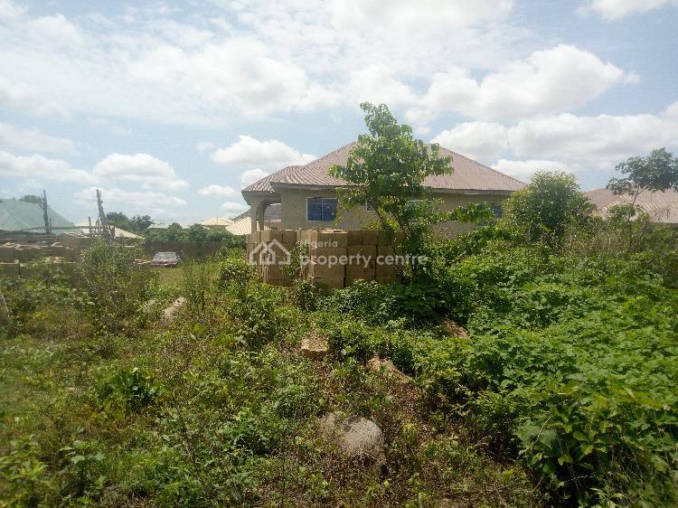 Good 2 Plots of Land in a Nice Area, Alaatan Estate, Odokun Area, Arapaja Off Podo Road, Challenge, Ibadan, Oyo, Residential Land for Sale