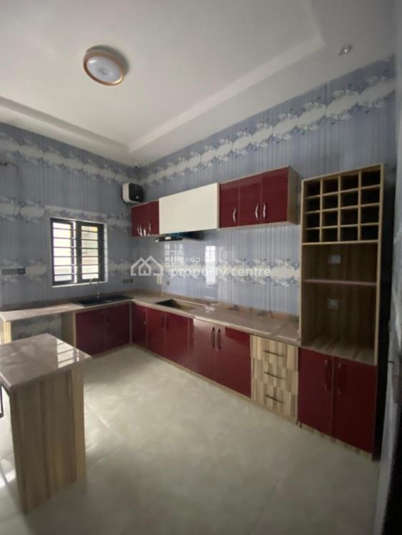 4 Bedroom Fully Serviced Terrace Duplex with a Bq, Off Chevron Drive, Lekki Expressway, Lekki, Lagos, Terraced Duplex for Sale