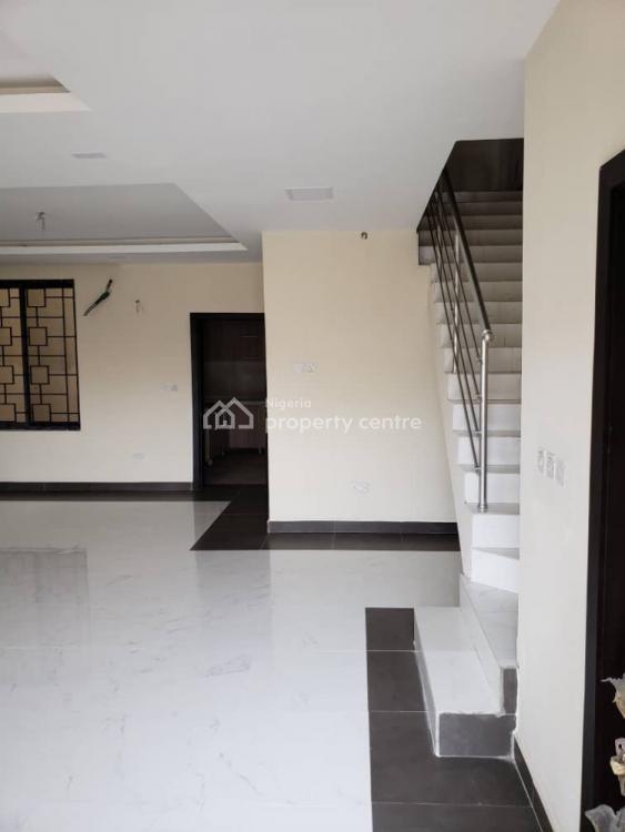 Luxury 4 Bedroom Detached Terrace with Bq, Ikate Elegushi, Lekki, Lagos, Terraced Duplex for Sale