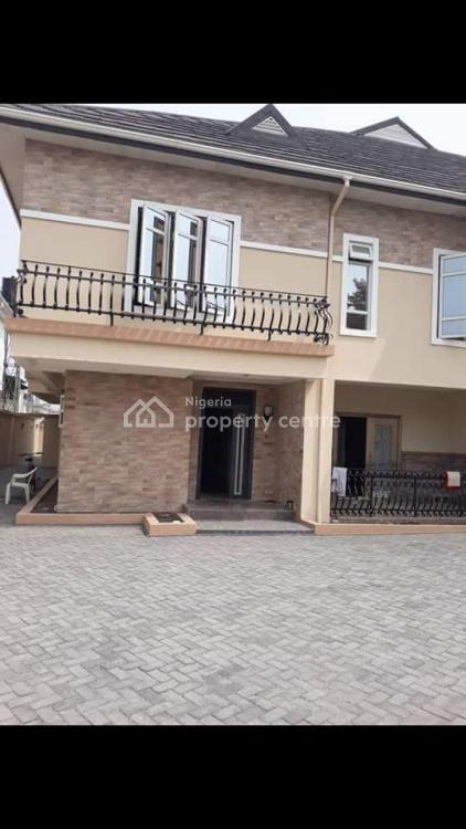 2 Units of  Well Finished 5 Bedroom Massive Semi Detached Duplexes, Off Admiralty Way, Lekki Phase 1, Lekki, Lagos, Semi-detached Duplex for Sale
