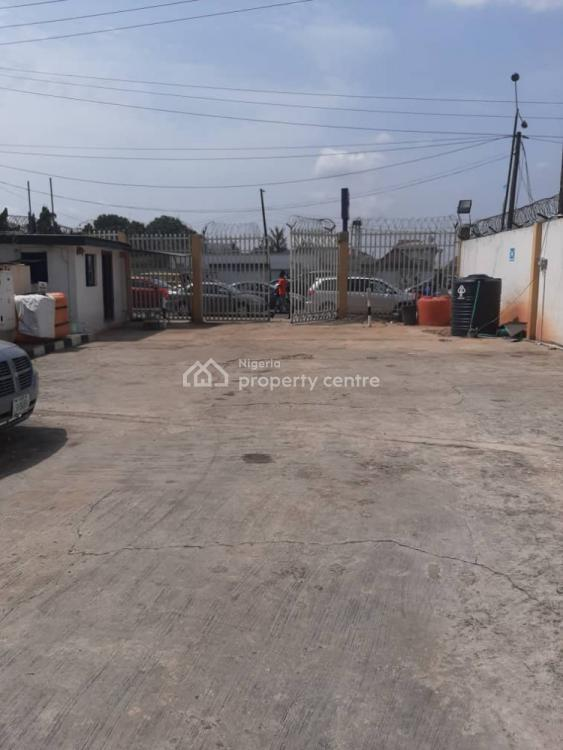 Commercial Office Complex, Bank Anthony Road, Onigbongbo, Maryland, Lagos, Office Space for Sale