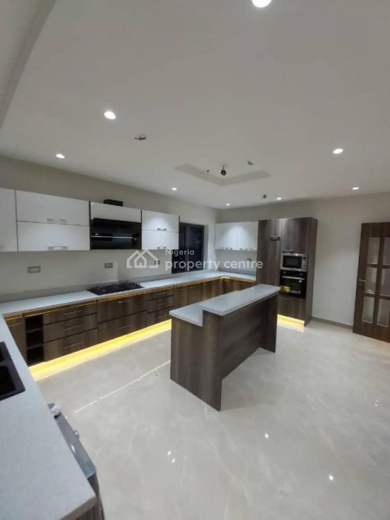 5 Bedroom Detached Duplex + 1bq + Cctv + Elevator, Banana Island, Ikoyi, Lagos, Detached Duplex for Sale