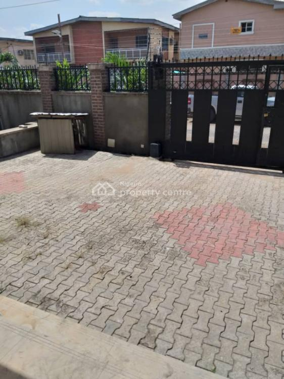 Tastefully Finished 4 Bedroom Terraced Duplex with a Room Bq, Gbagada Phase 2, Gbagada, Lagos, Terraced Duplex for Rent