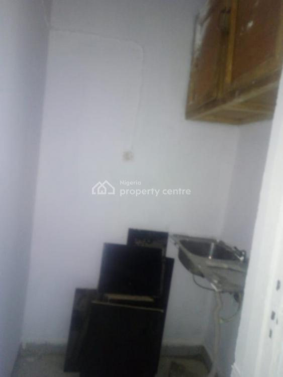 Self Contained, Park View Estate, Ago Palace, Isolo, Lagos, Flat for Rent