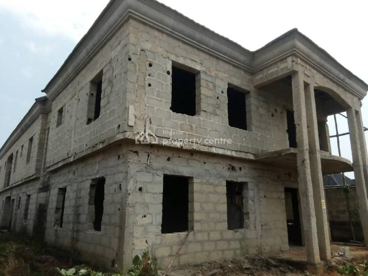a 4 Bedroom Duplex with 2 Units of Two Bedroom Ensuite, Babatunde Idris Benson Bus Stop Alagemo ., Igbogbo, Ikorodu, Lagos, Flat for Sale