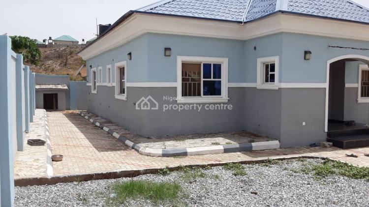 Distress 3 Bedroom Bungalow, Pyakasa, Lugbe District, Abuja, Semi-detached Bungalow for Sale