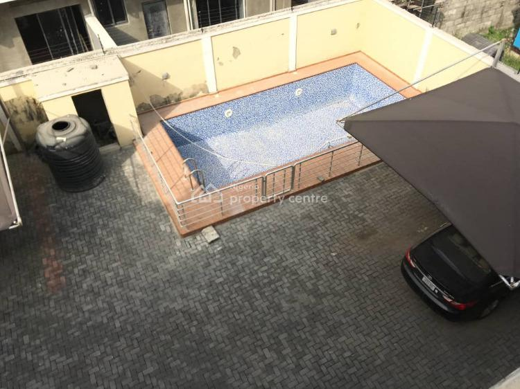 New Luxury 4 Bedroom Terrace House with Excellent Facilities, Lekki Phase 1, Lekki, Lagos, Terraced Duplex for Rent