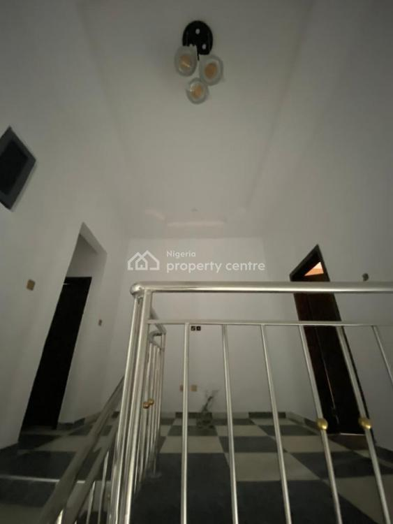 Brand New Fully Serviced 4bedroom Terrace Duplex, Off Cheveron Drive, Lekki, Lagos, House for Sale