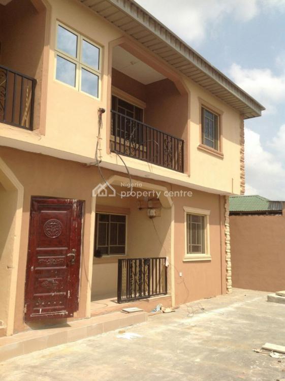 4 Units of 2 Bedroom Flats, Alakuko Agbado Ijaiye, Ijaiye, Lagos, House for Sale