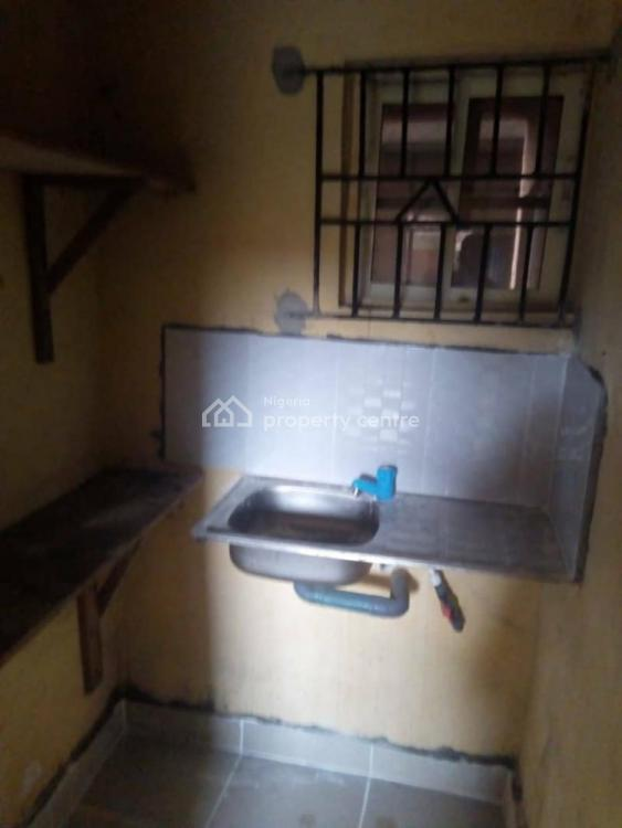 a Neat and Spacious Room Self Contained, Chemist Bus Stop, Akoka, Yaba, Lagos, Self Contained (single Rooms) for Rent