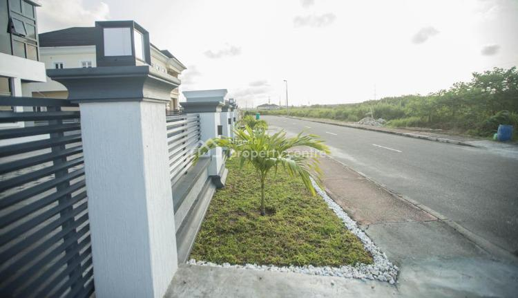 Brand New and Luxuriously Finished 4 Bedroom Detached House with Bq, Royal Gardens Estate, Ajah, Lagos, Detached Duplex for Sale