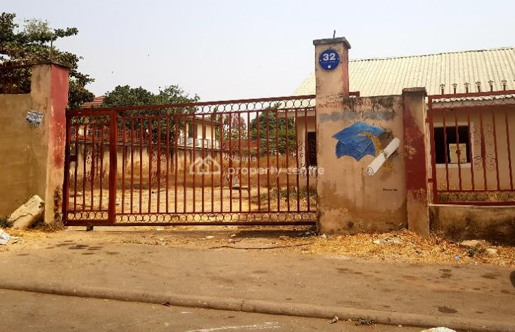 3100sqm Commercial Land with C of O, Port Harcourt Crescent, Area 11, Garki, Abuja, Commercial Property for Sale