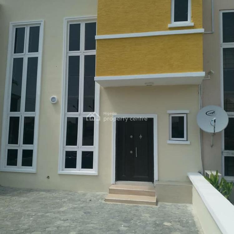 Luxury 4 Bedroom Terrace Duplex, Oceanbay Estate Along Orchid Hotel Road, Lafiaji, Lekki, Lagos, Terraced Duplex for Sale