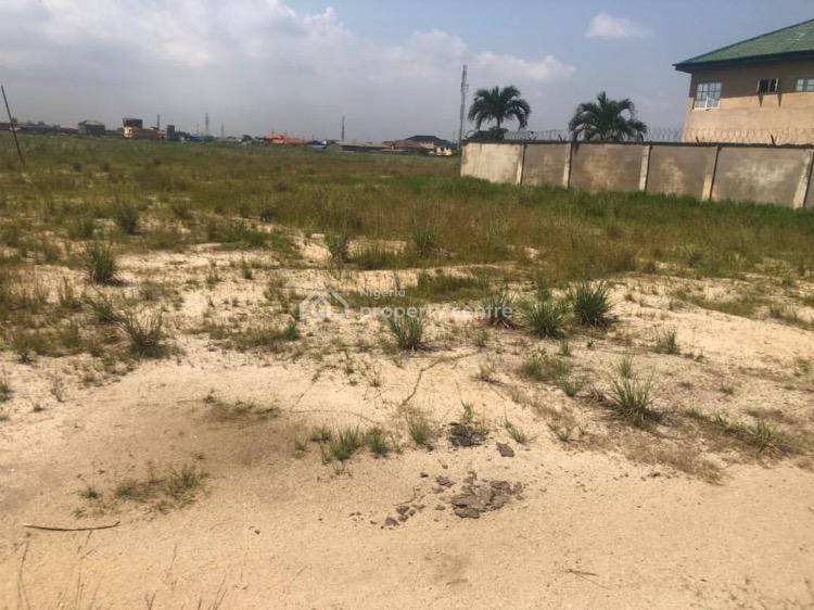 Land Measuring 5 Hectares, Oworonshoki, Shomolu, Lagos, Residential Land for Sale