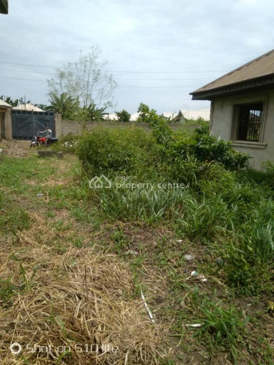 Completed 3 Units of Flats on a Full Plot of Land, Lajo, Ofin/olu-odo, Ikorodu, Lagos, Block of Flats for Sale