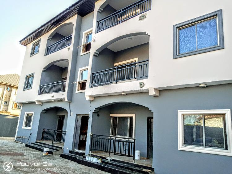 Brand New 2 Bedroom Apartment, Bucknor Estate, Oke Afa, Isolo, Lagos, Flat for Rent