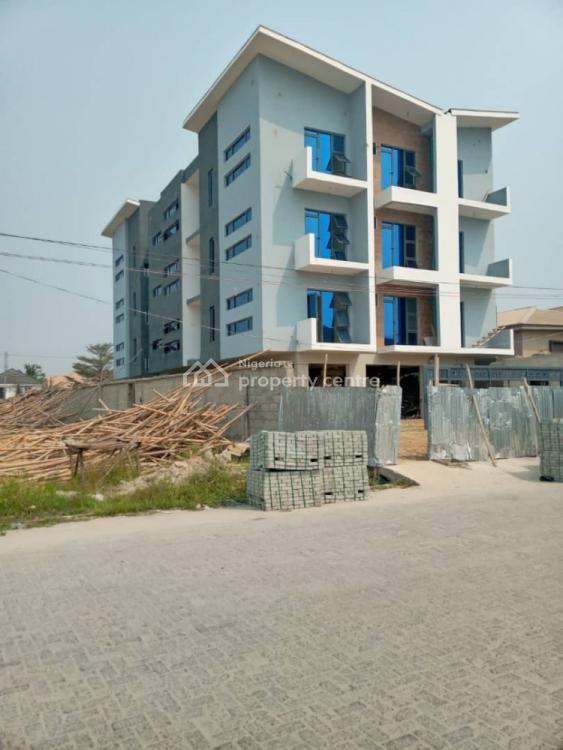 Brand New 9 Units of Luxury 2 Bedroom Apartments in a Gated Estate, Agungi, Lekki, Lagos, Flat for Sale