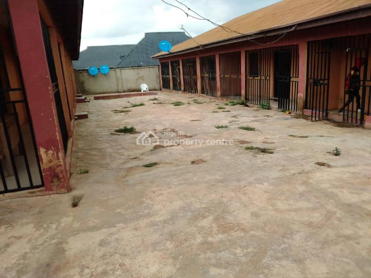 8 Unit of a Room and Parlour Self Contained., Ogo Oluwa Estate,alubata Area Apete., Ido, Oyo, Hostel for Sale