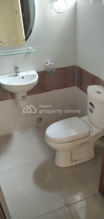 New Four Bedroom Semi-detached Duplex, Chevyview Estate, Lekki, Lagos, Semi-detached Duplex for Rent