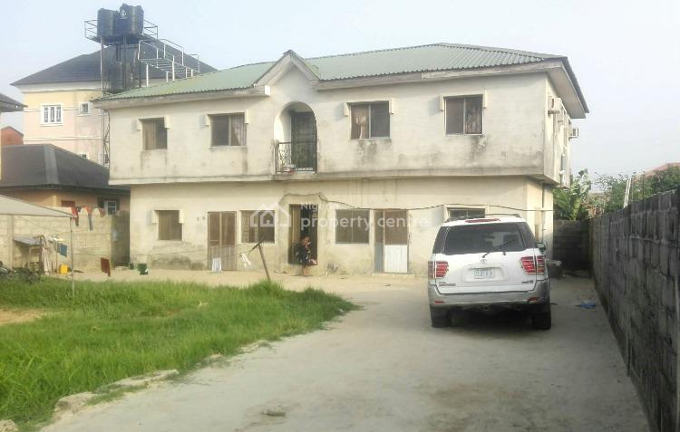 Luxury Storey Building, Harmony Estate, Via Langbasa., Ado, Ajah, Lagos, Block of Flats for Sale