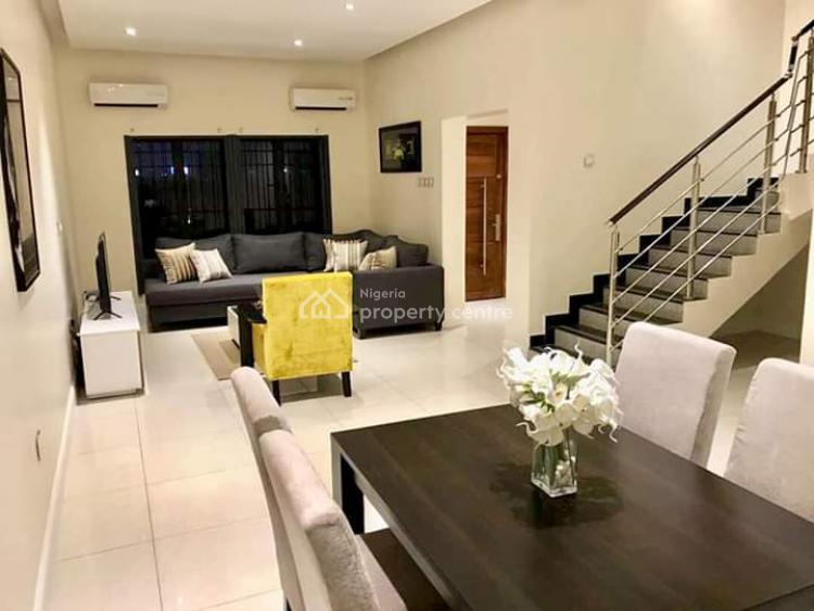 4 Bedroom Terraced Duplex with a Room Bq, Osborne, Ikoyi, Lagos, Terraced Duplex for Sale