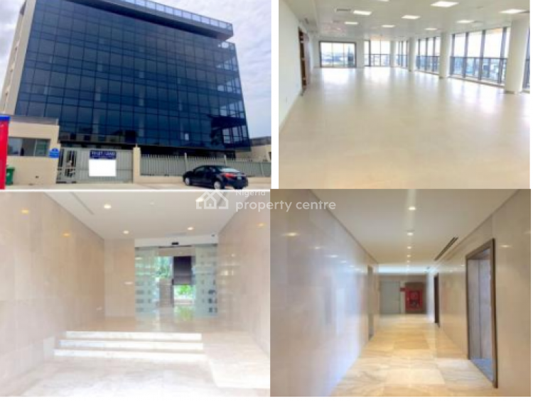 Commercial Office Space, Admiralty Way, Lekki Phase 1, Lekki, Lagos, Office Space for Rent