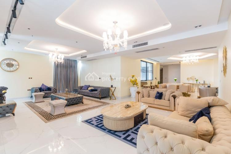 Luxury House with Private Elevator, 3rd Avenue Road, Banana Island, Ikoyi, Lagos, Terraced Duplex for Rent