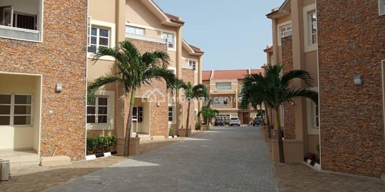 Serviced 4 Bedroom Terrace Units, Chief Yesufu Abiodun, Oniru Way, Oniru, Victoria Island (vi), Lagos, Terraced Duplex for Rent