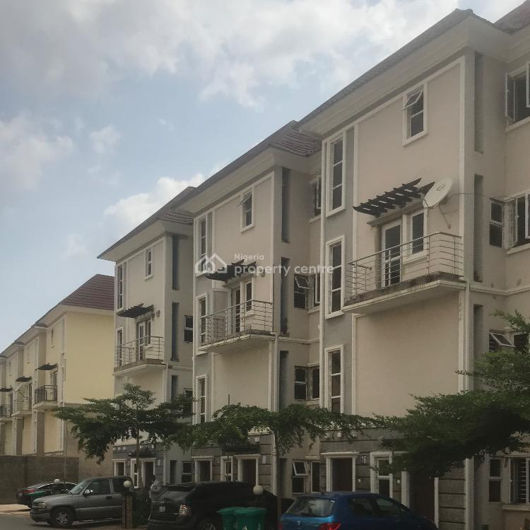 Newly Built 4bedroom Terraced Duplex in an Estate, Galadimawa, Abuja, Terraced Duplex for Sale