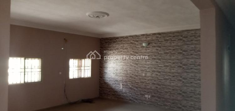 Spacious 3 Bedroom Flat with 4 Toilets, Utako, Abuja, Mini Flat for Rent